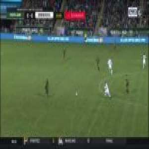 Portland Timbers [1]-0 Minnesota United - Alvas Powell 21'