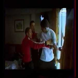 Ben Arfa and Abou Diaby getting into a fight with each other when they were kids