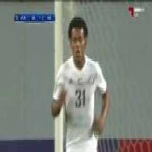 Al Jazira [1]–2 Al Ahli - Romarinho