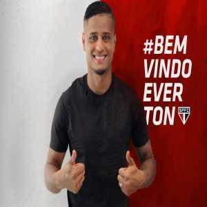 Éverton signs for São Paulo from Flamengo