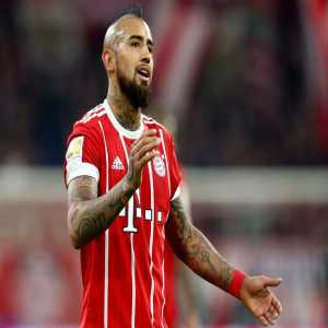 FC Bayern Munich has officially ruled out Arturo Vidal for the rest of the season, due to surgery.