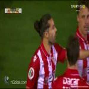 Caldas 1-[1] Aves - Vítor Gomes 98' (Taça de Portugal - Semi-finals)