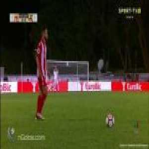Caldas 1-[2] Aves - Vítor Gomes 107' [Great Goal] (Taça de Portugal - Semi-finals)