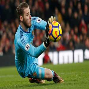 DeGea has conceded 24 league goals this season (excl. OGs), but based on Opta xG data for shots on target faced, the average keeper would've been expected to concede 38 goals. This is the biggest differential by a PL goalkeeper in 2017-18.