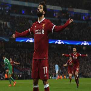 Mo Salah is the first Premier League player to score 40+ goals in all competitions since Cristiano Ronaldo in 2007-08.