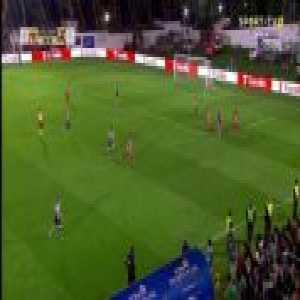 Vítor Gomes great goal - Caldas 1-[2] Aves (Taça de Portugal)