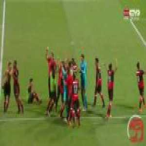 Flamengo beat Real Madrid 4x2 in penalty shoot-out after 1x1 in Regulation time