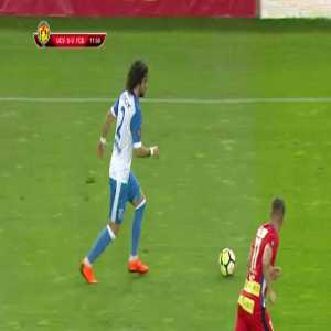 Romanian Cup semi-final Craiova vs. Botosani | One of the best assists ever