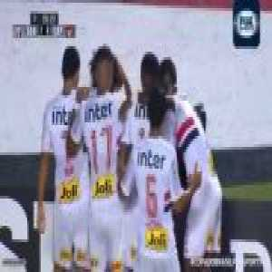 Valdívia (São Paulo) nice goal vs. Atlético Paranaense (1-0) [Copa do Brasil - 2nd Leg - [2]-2 agg]