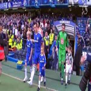 A 🎩-trick for Didier Drogba and a record romp  No better way for Chelsea Football Club to kick off a title defence   PLMoment