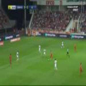 Dijon [1]-1 Lyon - Naim Sliti