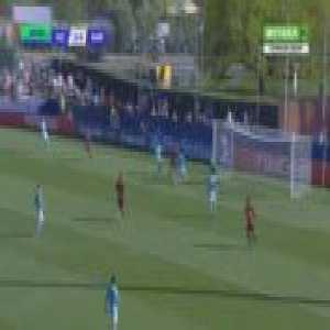 Manchester City U19 2-[4] Barcelona U19 - Carles Perez