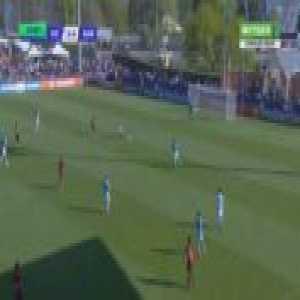 Manchester City U19 2-[5] Barcelona U19 - Alejandro Marqués