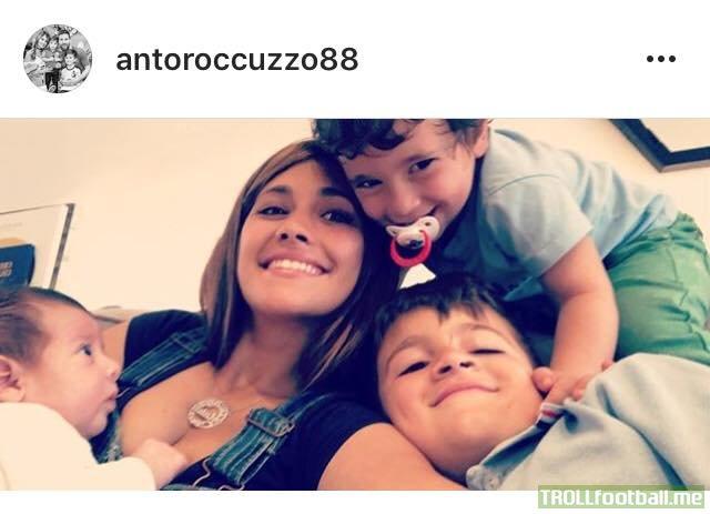 Messi family 💕