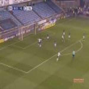 Millwall 0-3 Fulham - Aleksandar Mitrovic