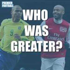 Better Player Henry or Ronaldo?