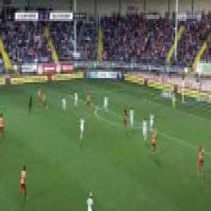 Alanyaspor 0-1 Galatasaray - Bafetimbi Gomis