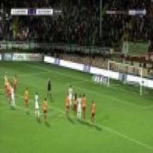 Alanyaspor [2]-2 Galatasaray - Emre Akbaba penalty