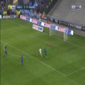 Amiens 2-0 Strasbourg - Harisson Manzala