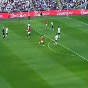 Ander Herrera Goal - Manchester United 2 vs 1 Tottenham Hotspu