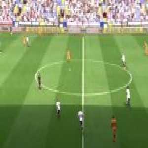 Bolton 0-3 Wolves - Diogo Jota 53'