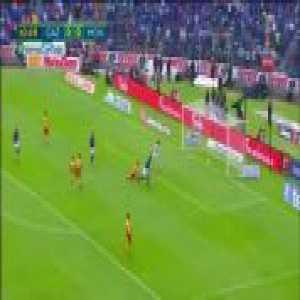 Cruz Azul [1]-0 Monarcas Morelia - M. Cauteruccio 11' (Liga MX)