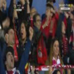 Estoril 1-[2] Benfica - Eduardo Salvio 90+2'