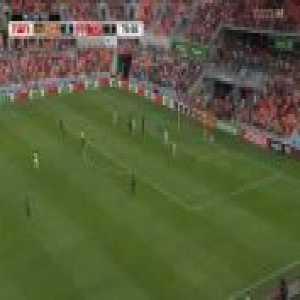Houston Dynamo [5]-1 Toronto FC - Rommel Quioto