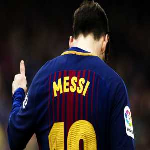 Lionel Messi has participated in 57 goals in 50 Barcelona matches in the current season.