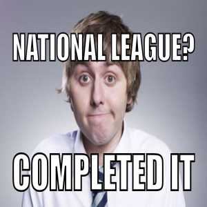 Macclesfield Town have won the National League