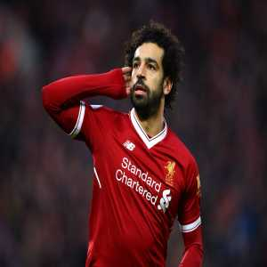 Mohamed Salah has scored 31 Premier League goals this season – the joint-most by a player in a 38-game PL campaign (also Alan Shearer 95-96, Cristiano Ronaldo 07-08, Luis Suarez 13-14).