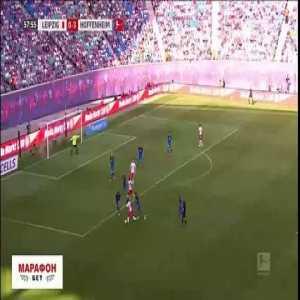 Naby Deco Keïta Goal - RB Leipzig 1 vs 3 Hoffenheim