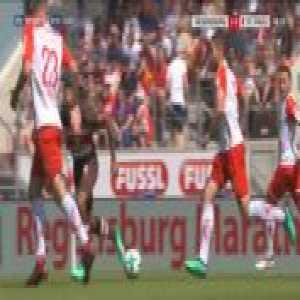 Regensburg 3-0 St. Pauli - Joshua Mees