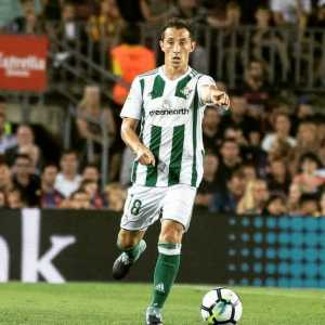 [Romano] Andrés Guardado to sign with LAFC