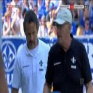 Sandhausen 1-[1] Darmstadt - Tobias Kempe penalty