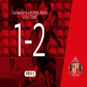 Sunderland have been relegated to League One