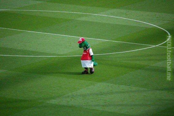 When you're the last one left from the Invincibles.
