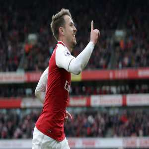 Aaron Ramsey has had a hand in more goals than any other Arsenal player in all competitions this season (19 - 11 goals and eight assists).