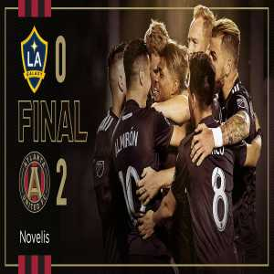 """Atlanta United: """"Los Angeles, ...You're welcome."""""""