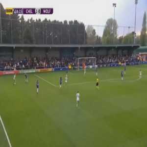 Chelsea LFC 1-[1] Wolfsburg Frauen- Sara Bjork Gunnarsdottir