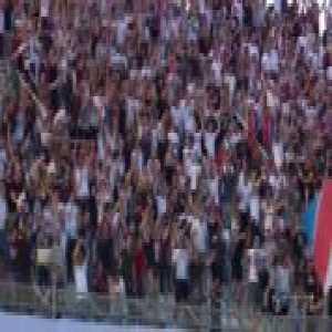 Croatian First League: Hajduk Split [1] - 1 Dinamo Zagreb - Caktaš 25' (freekick goal)