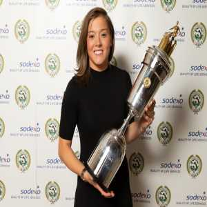 Fran Kirby is the Women's PFA Players' Player of the Year!!