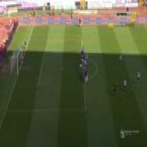Mijo Caktas amazing Free Kick for Hajduk vs Dinamo today (Croatian Prva Liga)