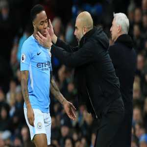 Raheem Sterling has scored 18 goals in the Premier League this season; twice as many as he did in his previous best campaign (9 for Liverpool in 2013/14).