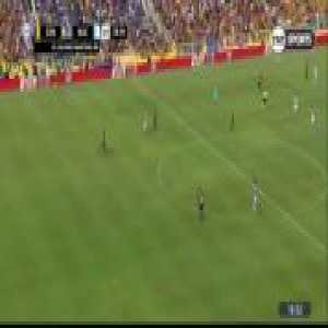 Rosario Central 0-[2] Racing Club - L. Martinez solo play 76' (Superliga Argentina)