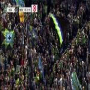 Seattle Sounders [1]-0 Minnesota United - Gustav Svensson (great strike)