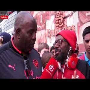 Ty from Arsenal Fan TV has been talking to Arsene Wenger after every home game since the Highbury days