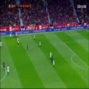 Barcelona vs Sevilla - Copa 18 final (tiki-taka)
