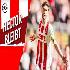 German national player Jonas Hector extends his contract with 1. FC Köln until 2023 and will not trigger his release clause in case of relegation