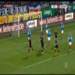 Kiel 0-1 Nurnberg - Georg Margreitter